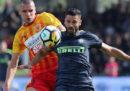 Inter-Benevento in streaming e in diretta TV