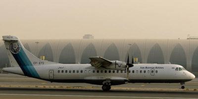 Un aereo di linea con a bordo 66 persone è caduto in Iran
