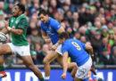 L'Italia di rugby ha perso 56-19 contro l'Irlanda la sua seconda partita del Sei Nazioni 2018