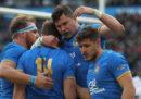 L'Italia di rugby gioca oggi a Dublino