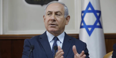 Netanyahu dovrebbe essere incriminato, dice la polizia israeliana