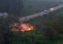 Un caccia israeliano è stato abbattuto dai missili siriani