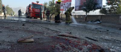 La vita orribile dei netturbini di Kabul