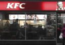 Molti ristoranti Kentucky Fried Chicken nel Regno Unito sono chiusi per un problema di consegne di carne di pollo