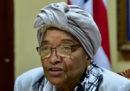 L'ex presidente liberiana Ellen Johnson Sirleaf ha vinto il premio del buon governo in Africa