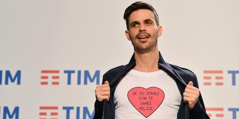 Lorenzo Baglioni porta a Sanremo Il Congiuntivo: