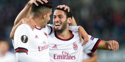 Il Milan ha vinto 3-0 contro il Ludogorets in Europa League, mentre l'Atalanta ha perso 3-2 contro il Borussia Dortmund