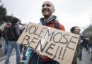 Le foto della manifestazione antifascista a Macerata