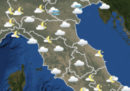 Le previsioni meteo per giovedì 8 febbraio