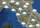 Le previsioni meteo per domani, sabato 24 febbraio