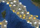 Le previsioni meteo per domani, martedì 27 febbraio