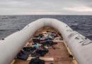 110 persone salvate nel Mediterraneo