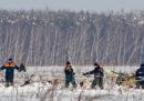 L'aereo precipitato domenica vicino a Mosca potrebbe esser caduto per un errore del pilota
