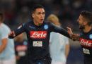 Dove vedere Napoli-Lazio in streaming e in diretta TV