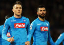 Napoli-Lipsia di Europa League in diretta TV e in streaming