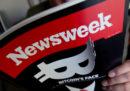 Newsweek sta scoppiando