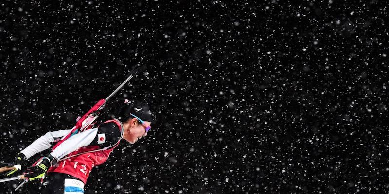 Cos successo gioved alle olimpiadi invernali in foto for Xxiii giochi olimpici invernali di pyeongchang medaglie per paese