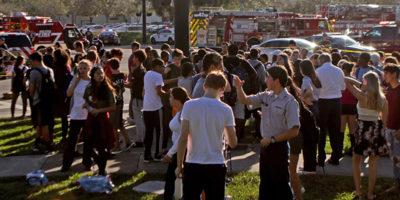 La strage nella scuola in Florida