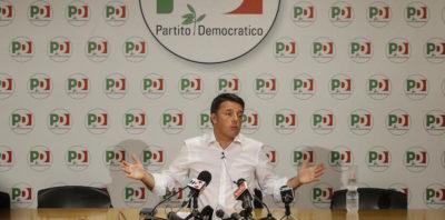 Renzi ha detto che non vuole fare un nuovo partito