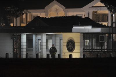 Montenegro: lancia granata contro ambasciata Usa e si uccide