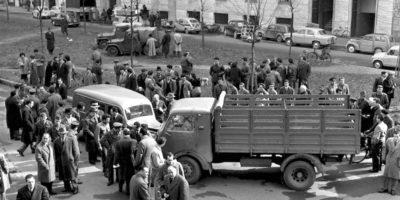 La rapina di via Osoppo, 60 anni fa