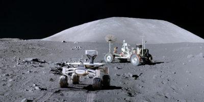 Torniamo sulla Luna, per metterci il 4G