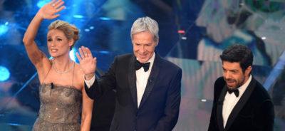 Sanremo 2018, i dati Auditel sugli ascolti della prima serata