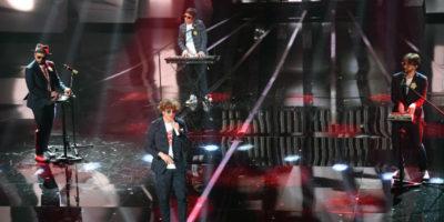 I dieci concorrenti della terza serata di Sanremo