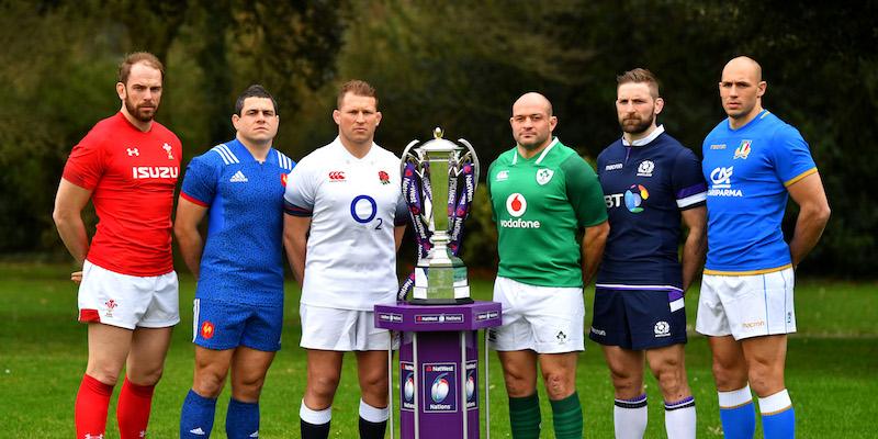 Rugby Sei Nazioni Calendario.Guida Al Sei Nazioni 2018 Il Post
