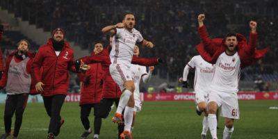 In Serie A si sono riaperte un po' di questioni