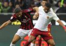 Dove vedere Roma-Milan in streaming e in diretta TV