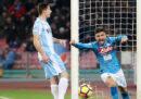 Le partite della 24ª giornata di Serie A