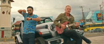 Cosa ci fanno Sting e Shaggy insieme al Festival di Sanremo