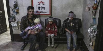 Il massacro di Ghouta orientale