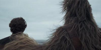 """Il primo trailer di """"Solo: A Star Wars Story"""""""