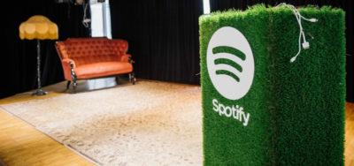 In un anno gli abbonati di Spotify sono cresciuti del 31 per cento