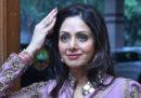 È morta Sridevi, famosissima a Bollywood