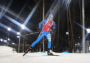 La squadra italiana di biathlon ha vinto il bronzo nella staffetta mista