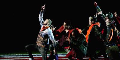 Lo show di Justin Timberlake nell'intervallo del Super Bowl – foto e video