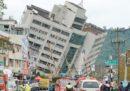 Si stanno cercando ancora 400 persone dopo il terremoto a Taiwan