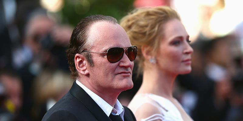 Quentin Tarantino E Uma Thurman Hanno Spiegato Meglio Cosa è