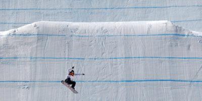 Foto dal terzo giorno di Olimpiadi invernali