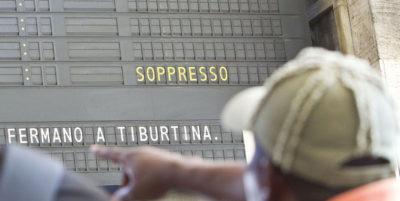 La situazione dei treni di mercoledì: i ritardi e le cancellazioni