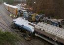 Ci sono due morti e oltre 70 feriti per un incidente ferroviario in South Carolina