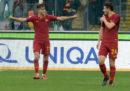 Serie A, partite e classifica della 25ª giornata di Serie A