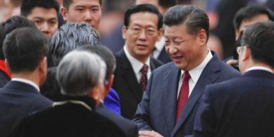 Il padrone della Cina