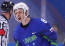 Il giocatore sloveno di hockey Ziga Jeglic è risultato positivo a una sostanza dopante ed è stato escluso dal torneo olimpico di Pyeongchang
