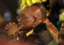 Il presidente del Sudafrica Jacob Zuma si è dimesso