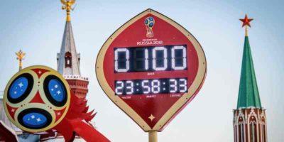 100 giorni ai Mondiali di calcio