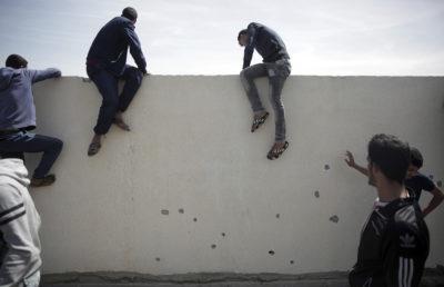 Nuseirat, Striscia di Gaza